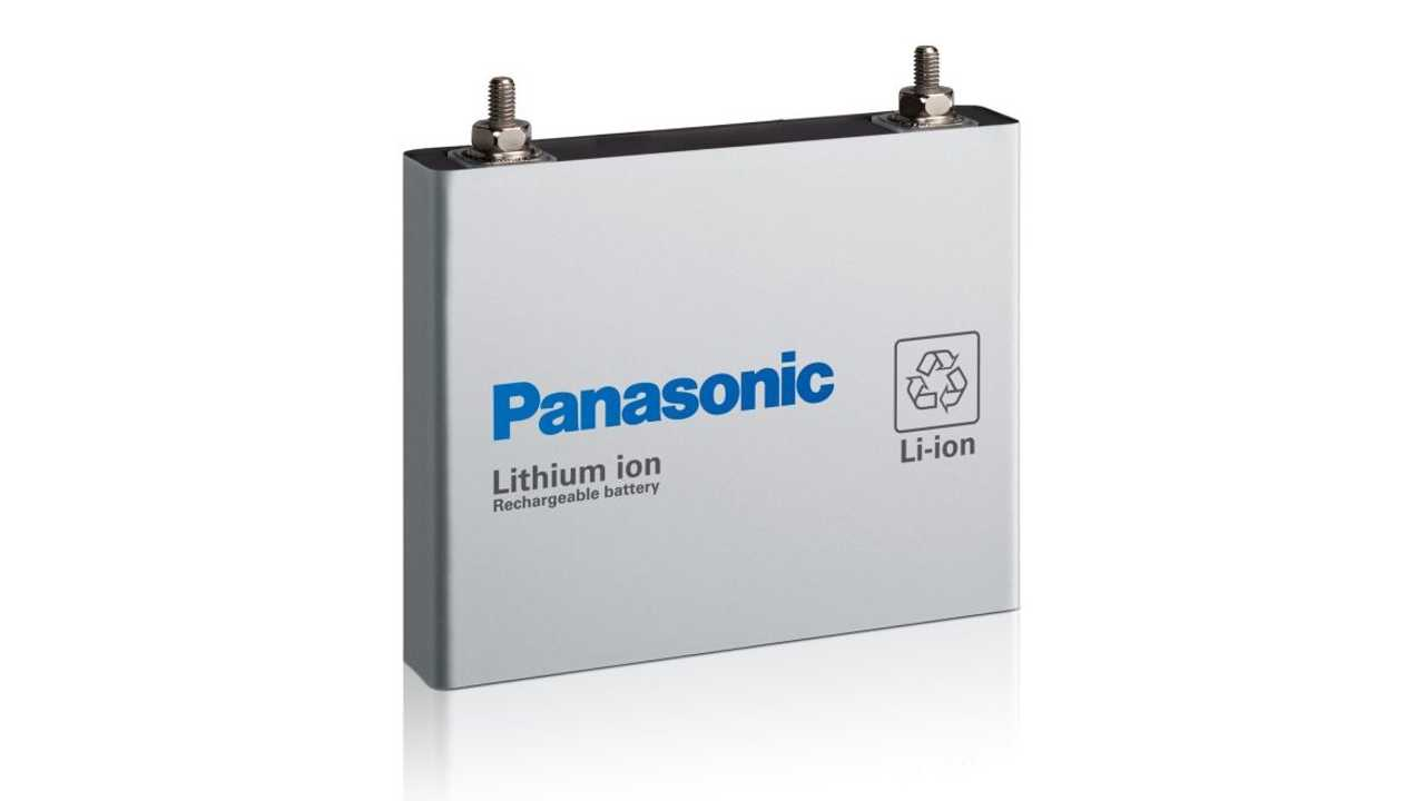 Panasonic Starts Battery Cell Production In China
