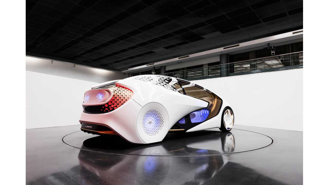 Toyota Concept-i: Styled to the max!