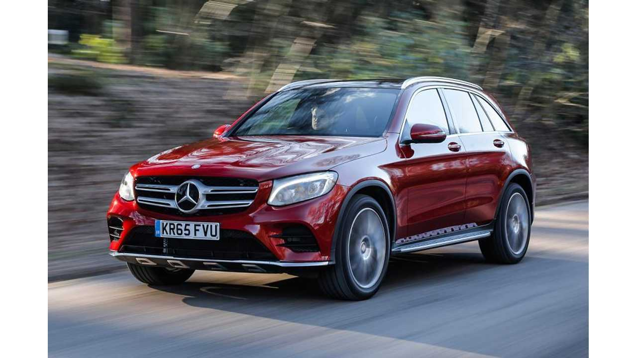 Mercedes-Benz' Upcoming Electric SUV To Compete With Tesla Model X - Reveal Set For This September