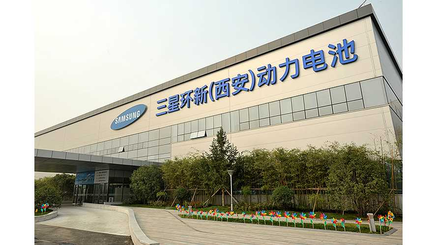 Lack of Samsung SDI and LG Chem Battery Certification In China Results In First Victim