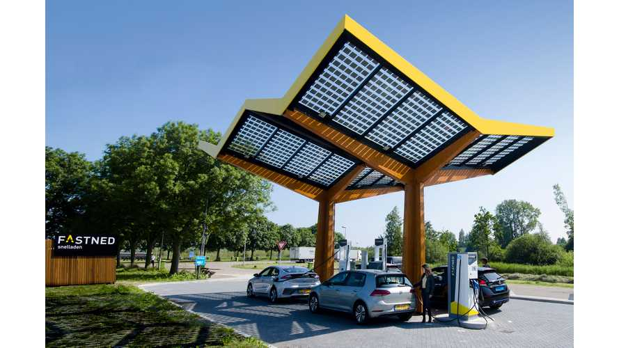 Fastned Wins Key Toilet Charging Battle