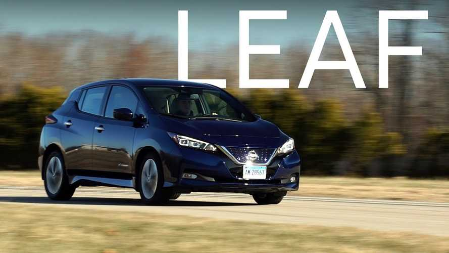 Consumer Reports Tests 2018 Nissan LEAF: Video