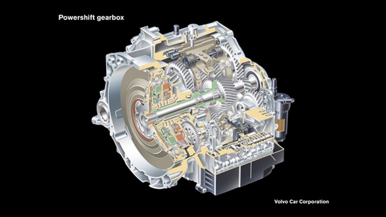 Volvo Powershift