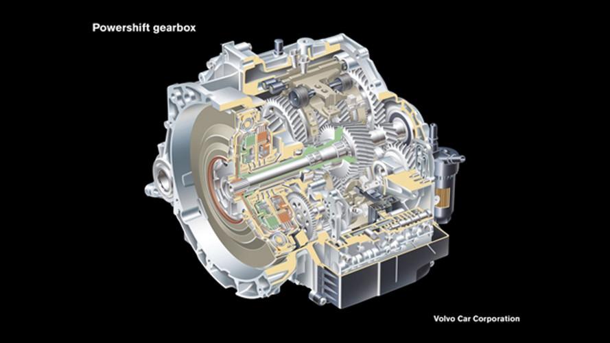 Il nuovo cambio a doppia frizione Volvo Powershift