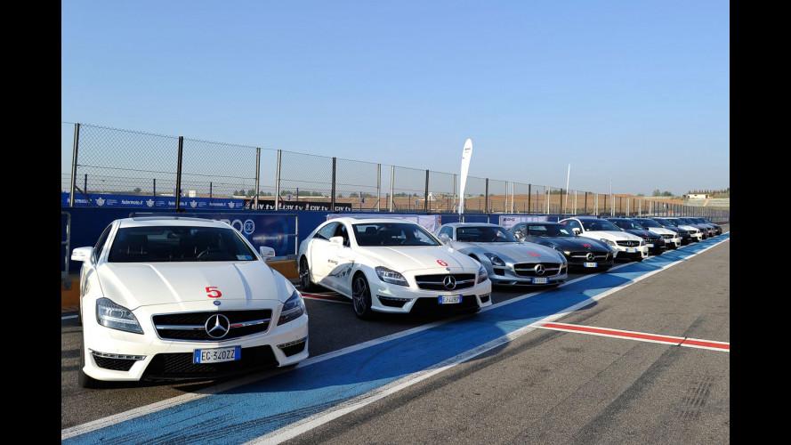 AMG Driving Academy arriva in Italia