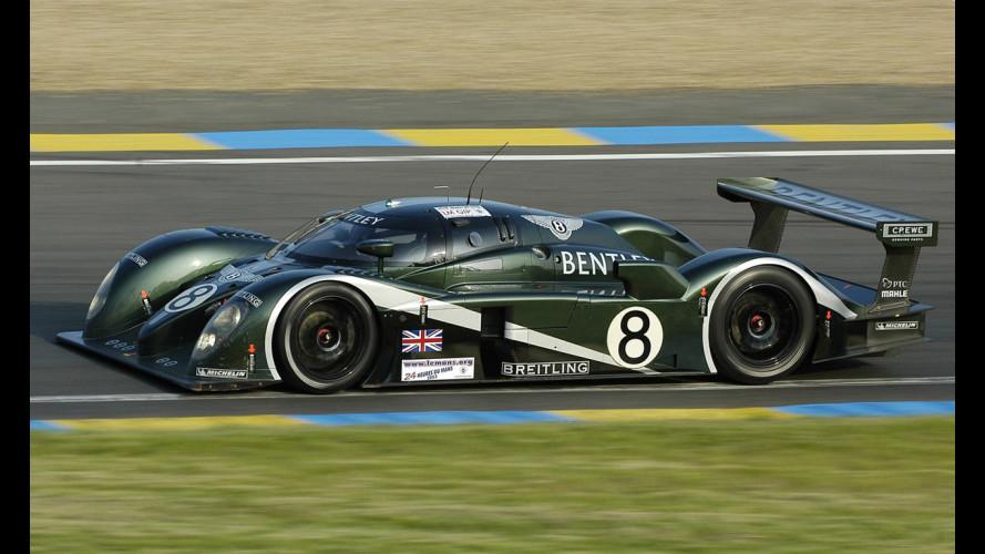 Szinte biztos, hogy a Bentley is ott lesz a WEC hiperautó kategóriájában