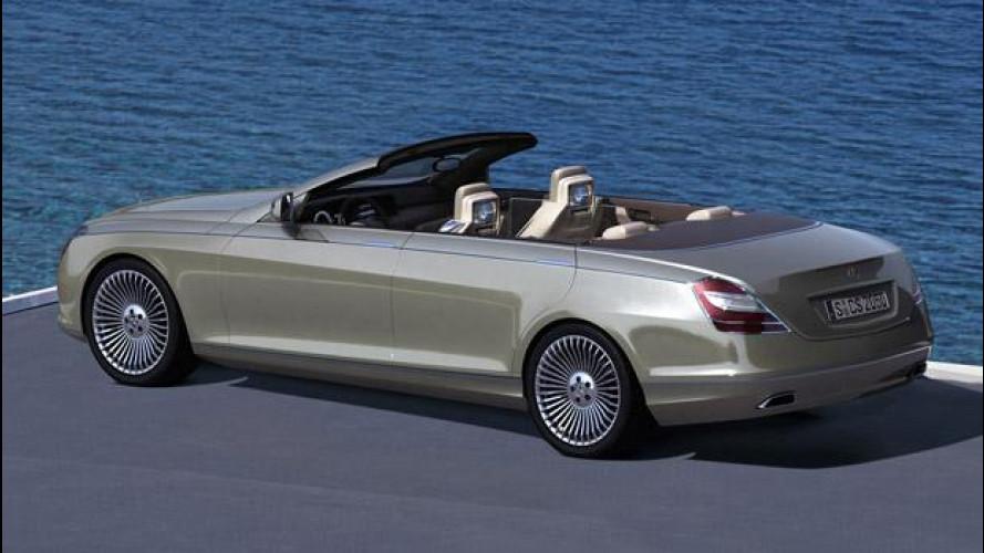 Nuova Mercedes Classe S: in arrivo coupé e cabriolet