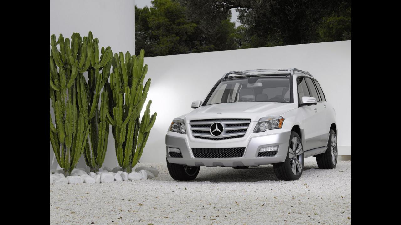 Mercedes GLK Freeside