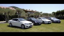 C, E, CLS, CL: i coupé Merceeds-Benz