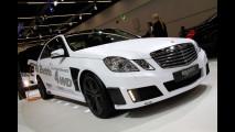 Brabus High Performance 4WD Full Electric al Salone di Francoforte