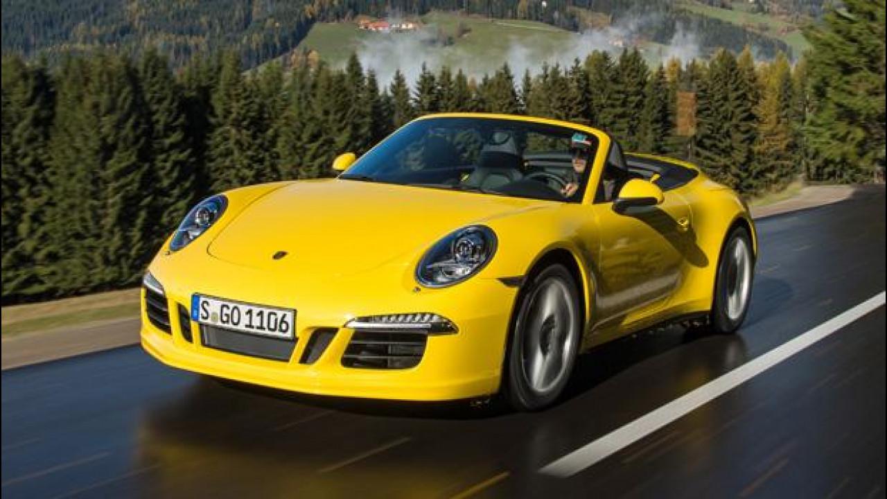 [Copertina] - Porsche 911 Carrera 4 e 4S: la sicurezza di andare forte, fortissimo