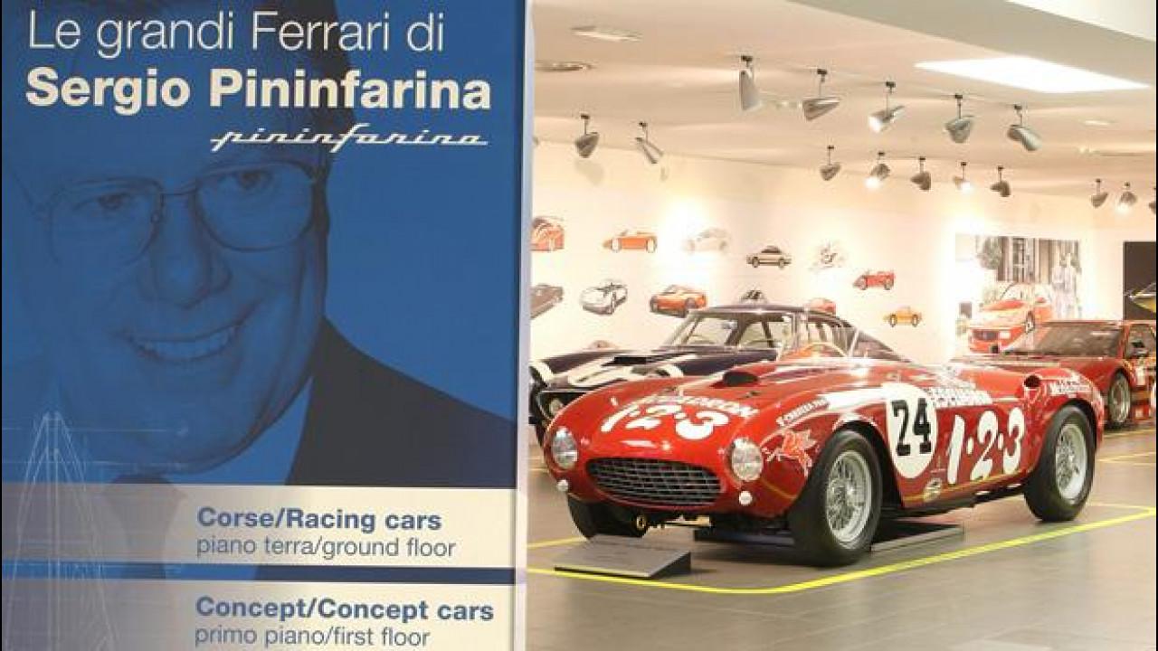 """[Copertina] - In mostra """"Le grandi Ferrari di Sergio Pininfarina"""""""