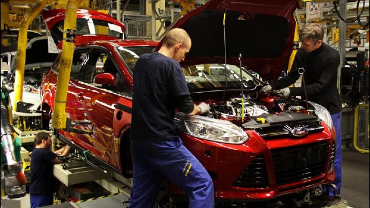 [Copertina] - Ford Focus è l'auto più venduta al mondo del 2012