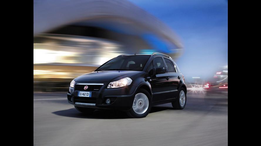 Fiat Sedici 4x2