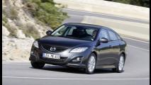 Mazda6 Facelift berlina