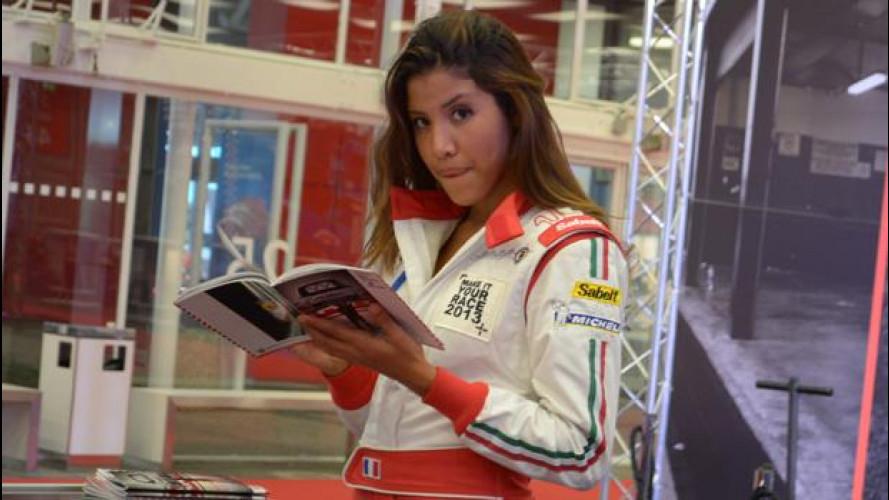 Motor Show 2012, aria di corse allo stand Abarth