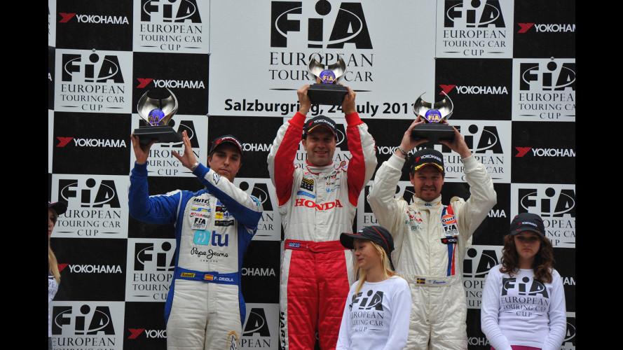 Giovanardi vince la Coppa FIA ETCC 2011