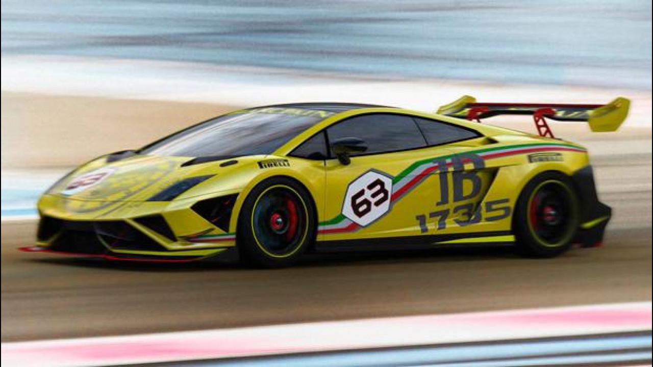 [Copertina] - Lamborghini Gallardo LP 570-4 Super Trofeo 2013