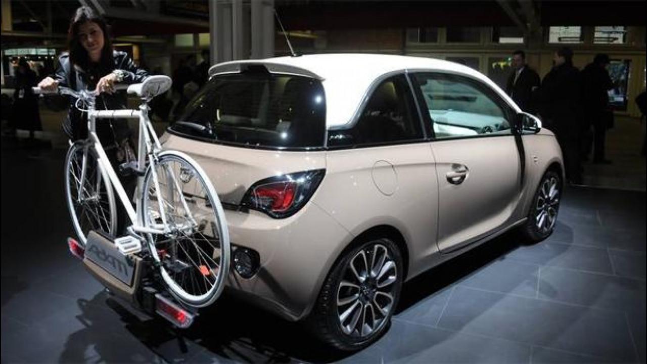 [Copertina] - Motor Show 2012: Opel Adam, le impressioni del pubblico