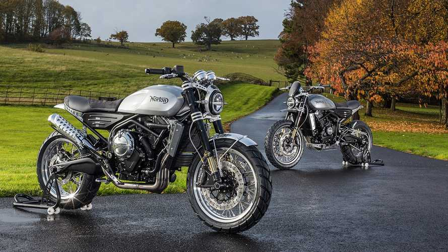 Norton Unveils Gorgeous And Affordable New Atlas 650