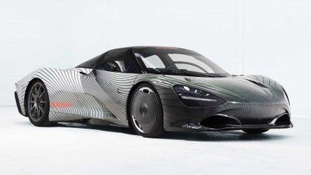 McLaren - Avant la Speedtail de série, il y a eu Albert