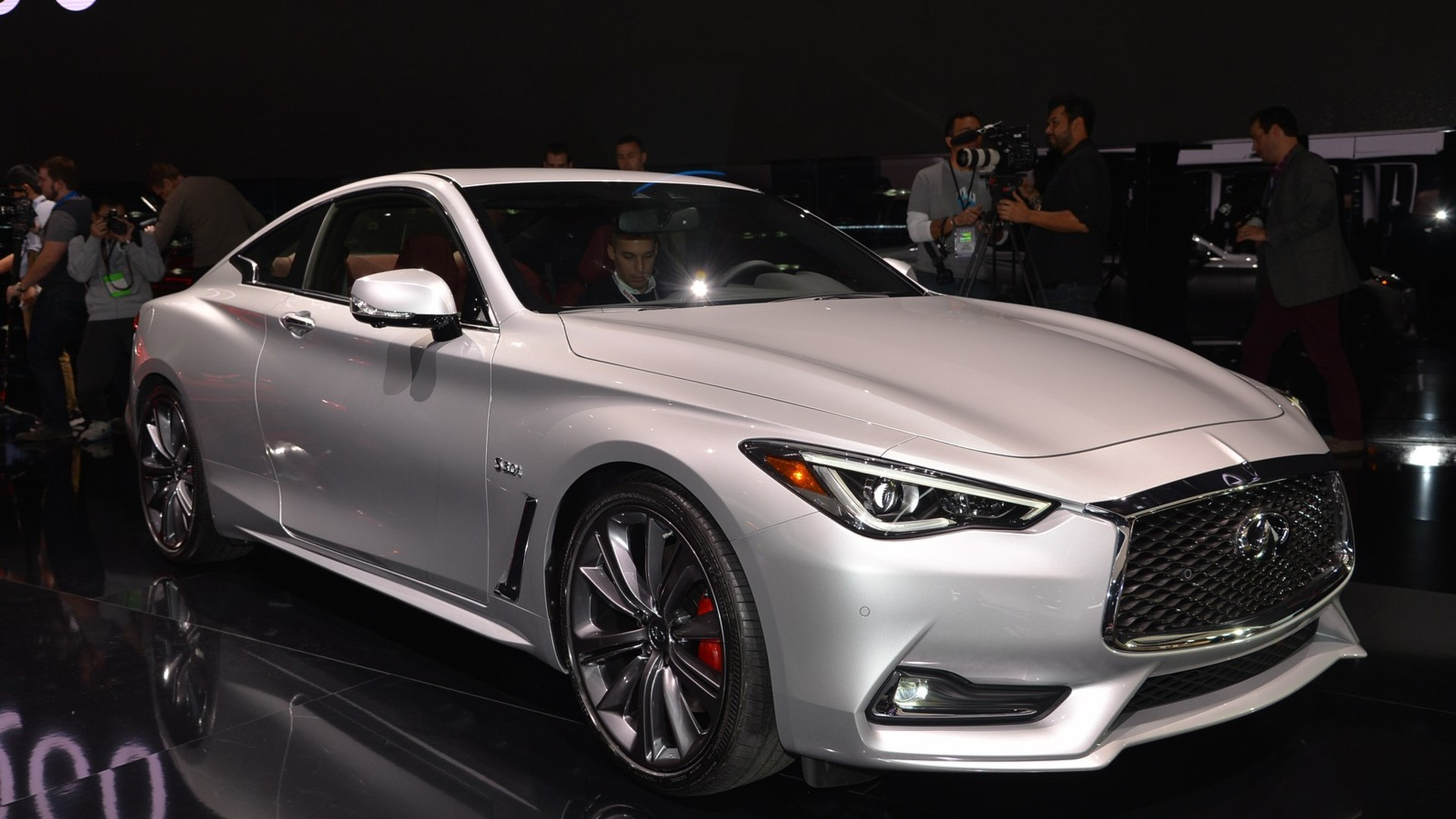 2017 Infiniti Q60 Coupe Bows In Detroit With 400 Hp Biturbo V6 Live Pics