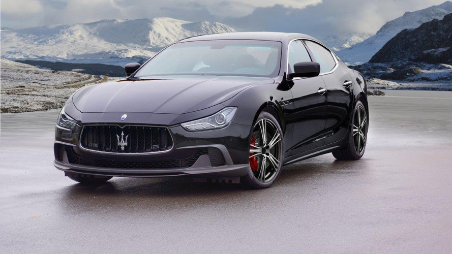 Mansory surprises us with tastefully restrained Maserati Ghibli upgrade kit