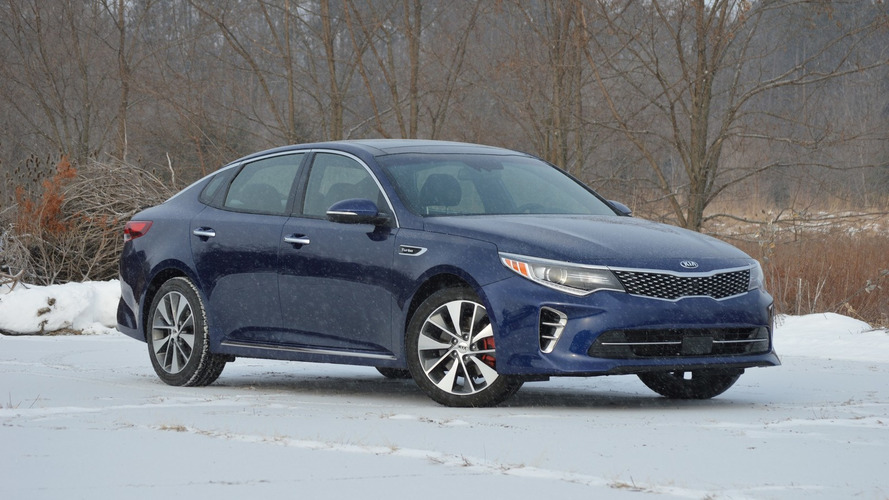 Tested: 2016 Kia Optima