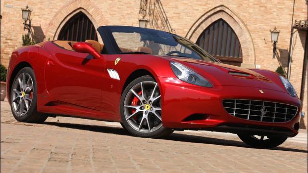 [Copertina] - Ferrari, boom nel Regno Unito nel primo trimestre 2012