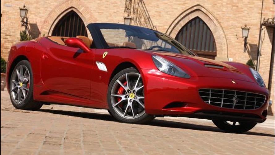 Ferrari, boom nel Regno Unito nel primo trimestre 2012