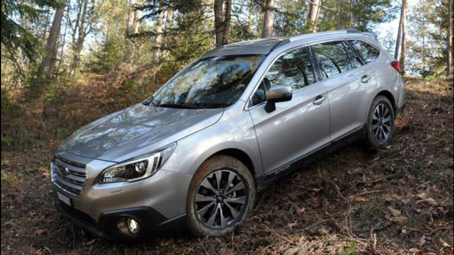 Subaru Outback: un nome, una garanzia