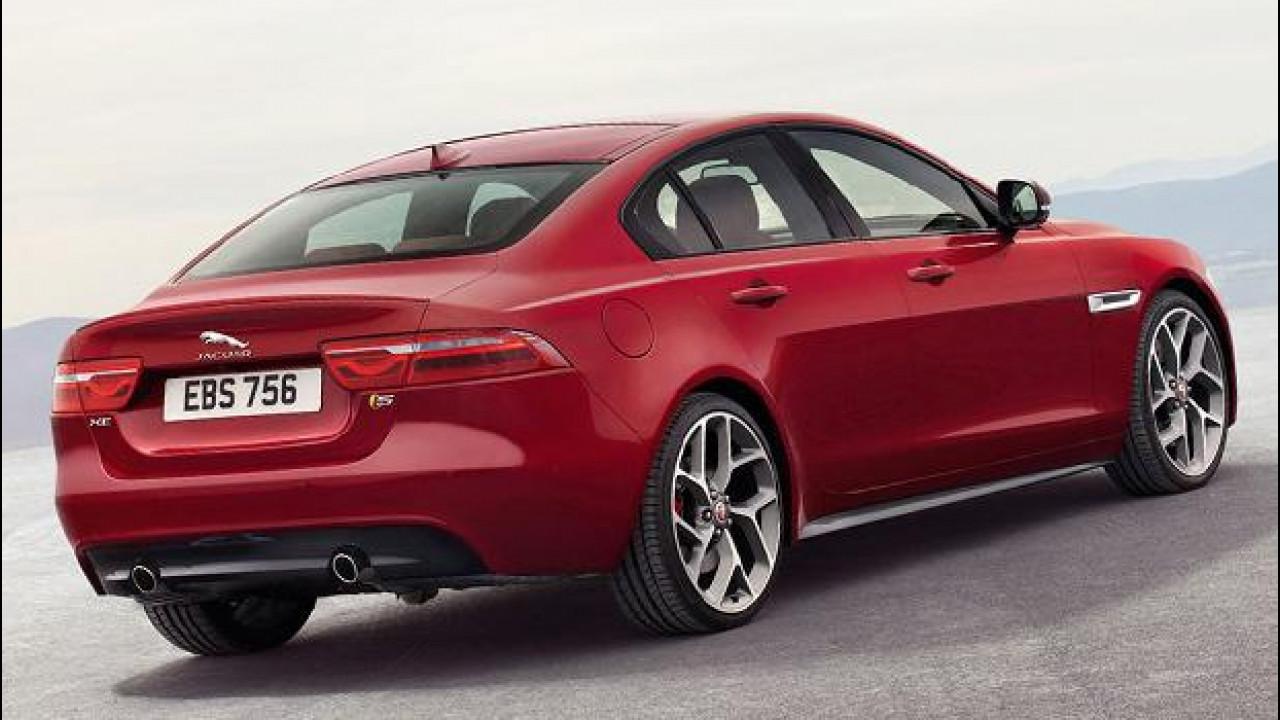 [Copertina] - Il vero obiettivo della Jaguar XE