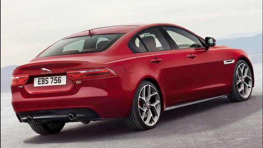 Il vero obiettivo della Jaguar XE