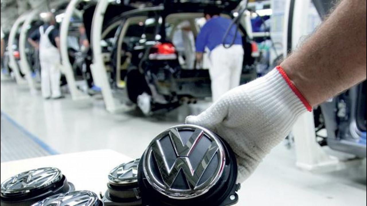 [Copertina] - Volkswagen aumenta del 4,3% lo stipendio dei lavoratori tedeschi