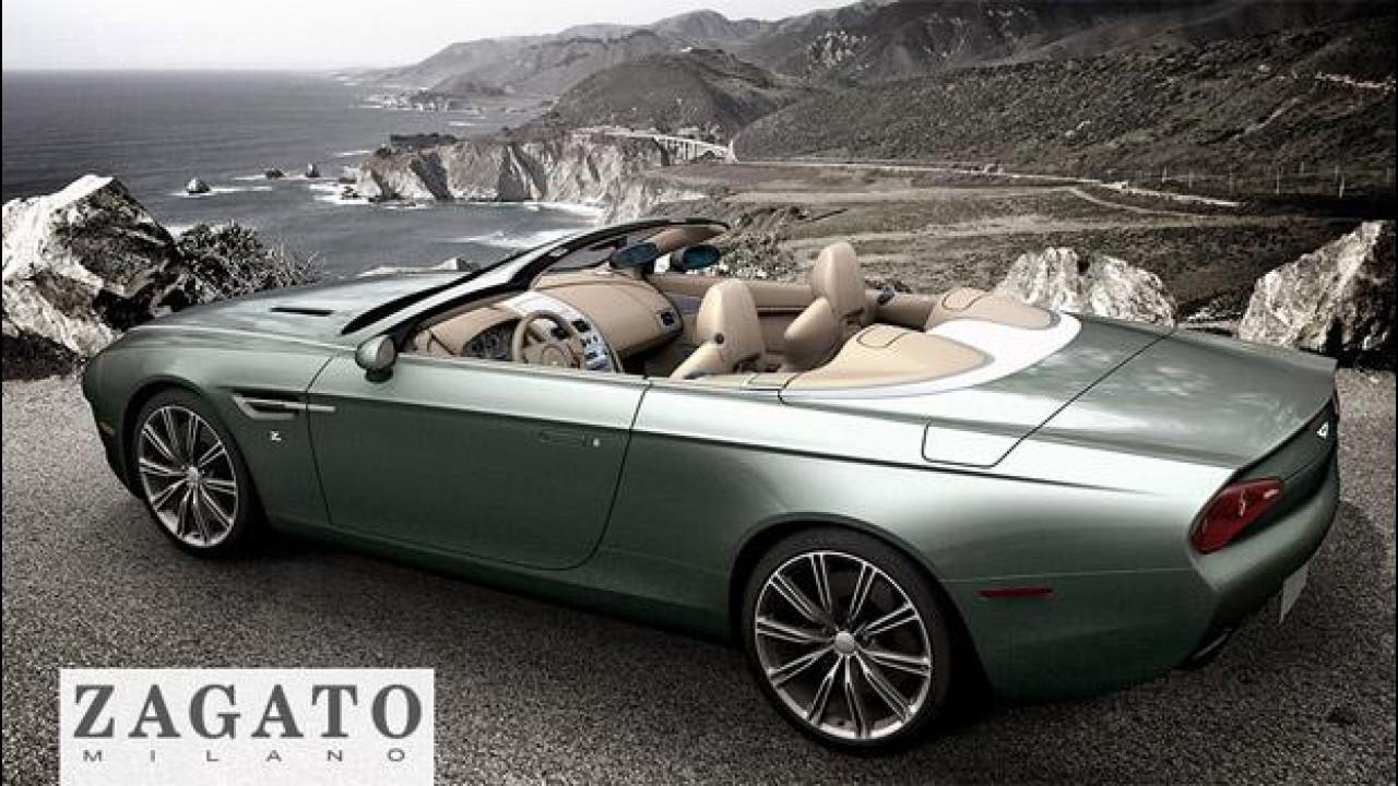 [Copertina] - Aston Martin DBS Coupé Zagato Centennial e DB9 Spider Zagato Centennial