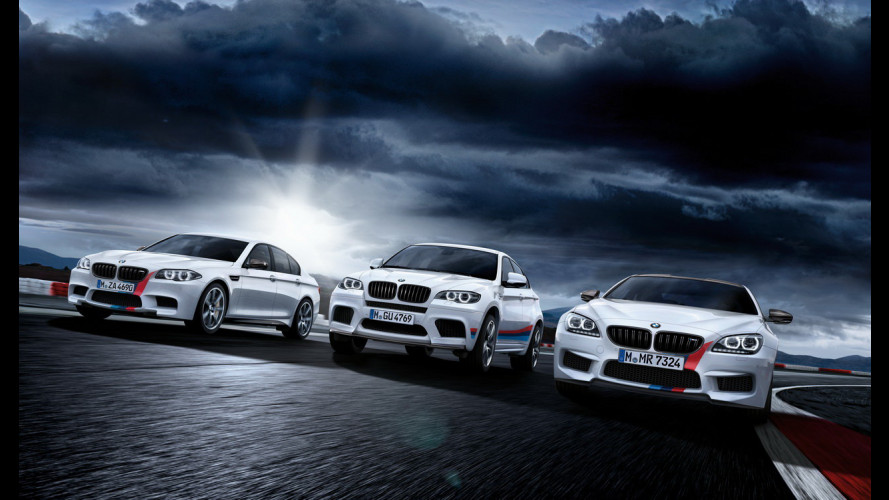 BMW M Performance, nuovi accessori per M5 e M6