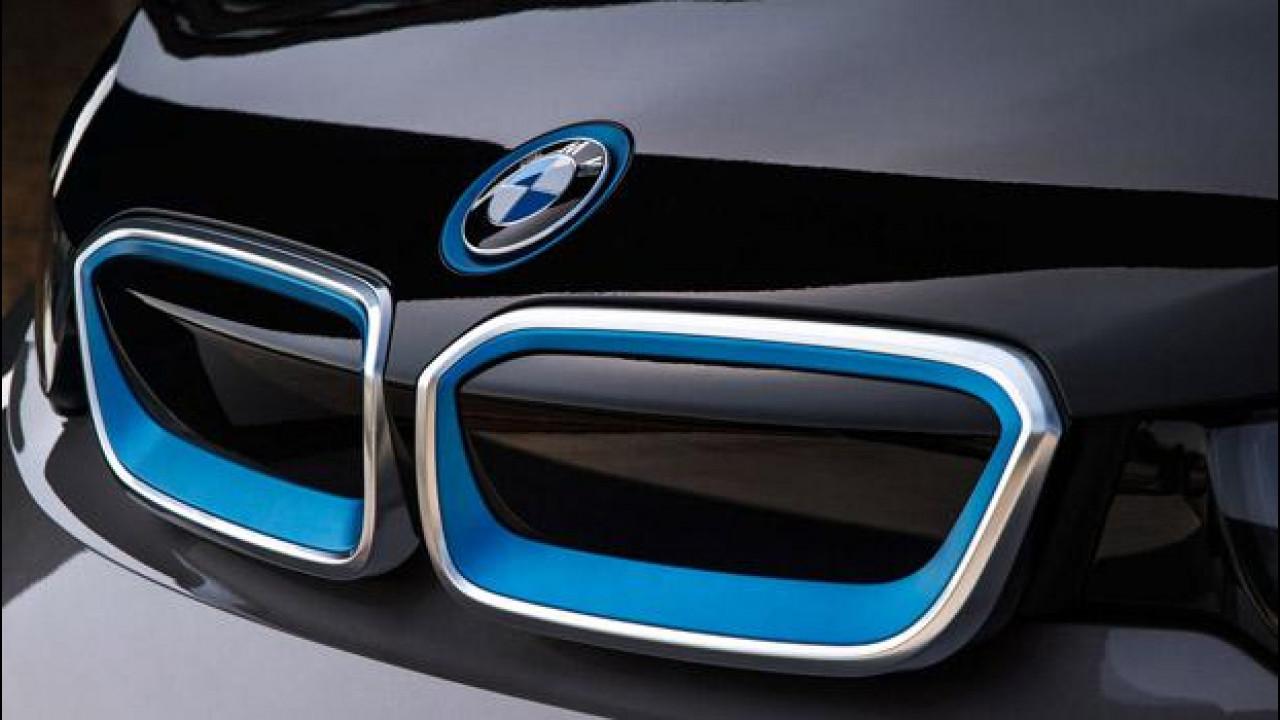 [Copertina] - BMW pensa ad un futuro a idrogeno