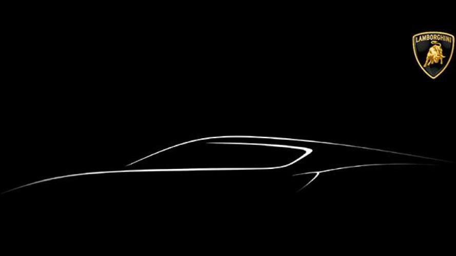 Una nuova Lamborghini per il Salone di Parigi