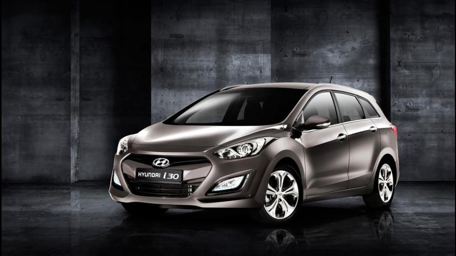 Hyundai i30, così inizia l'offensiva coreana