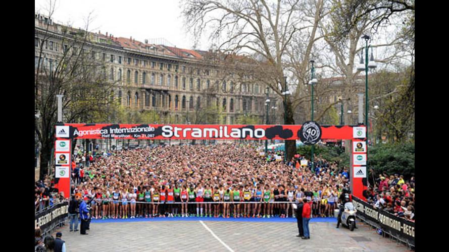 Skoda alla Stramilano 2012