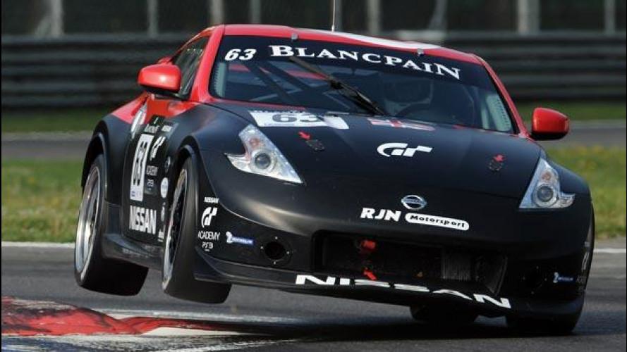 Nissan GT Academy 2012: dalla Playstation alla Le Mans