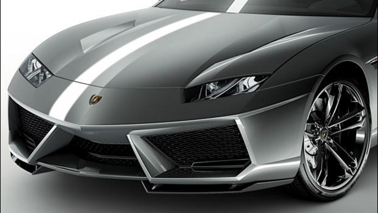 [Copertina] - Lamborghini Urus, nome taurino per il nuovo SUV