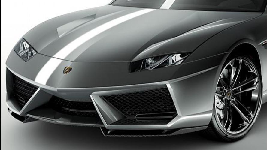 Lamborghini Urus, nome taurino per il nuovo SUV