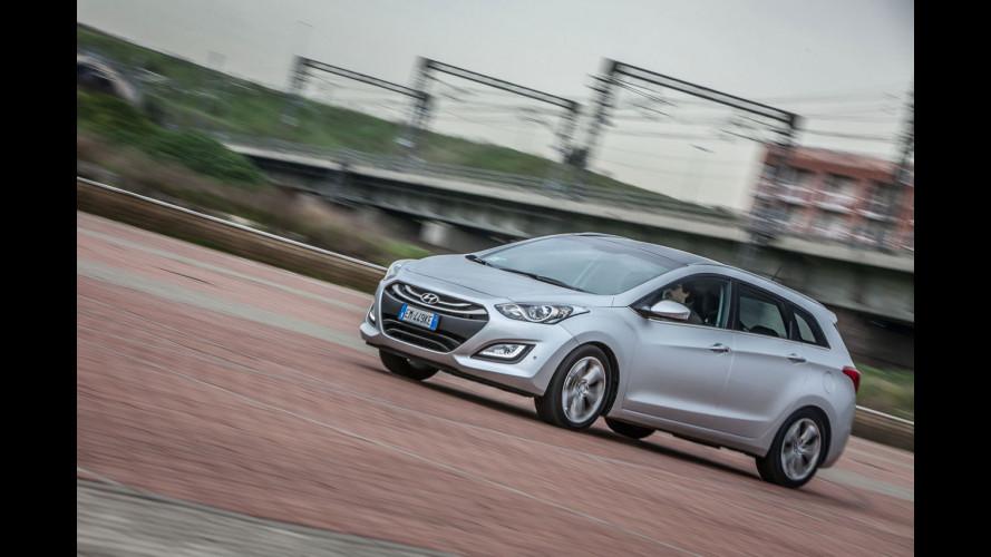 Hyundai i30 Wagon 1.6 CRDi 128 CV Style