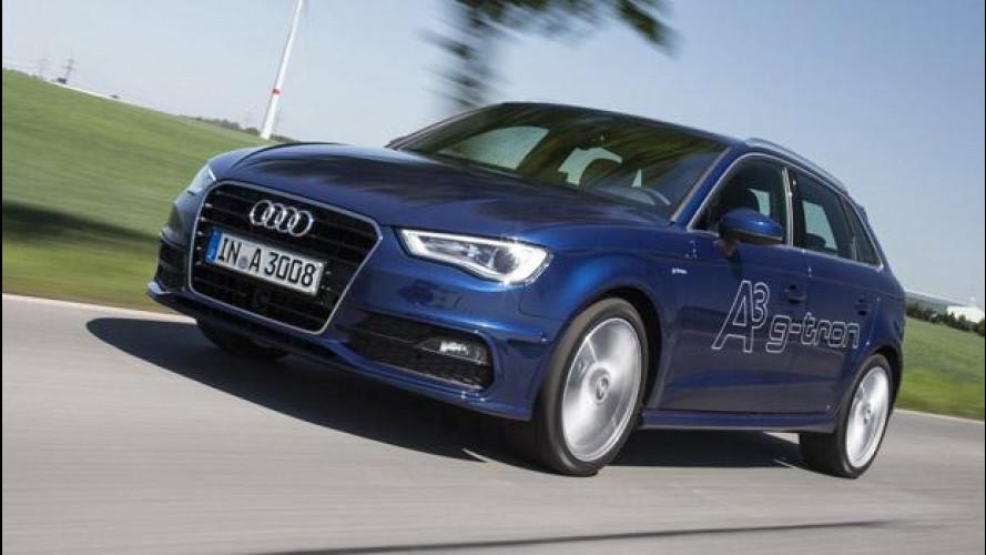 Audi A3 g-tron e Audi e-gas Project