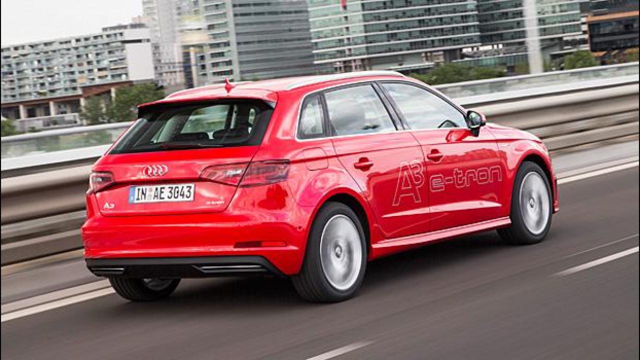 [Copertina] - Audi A3 Sportback e-tron,
