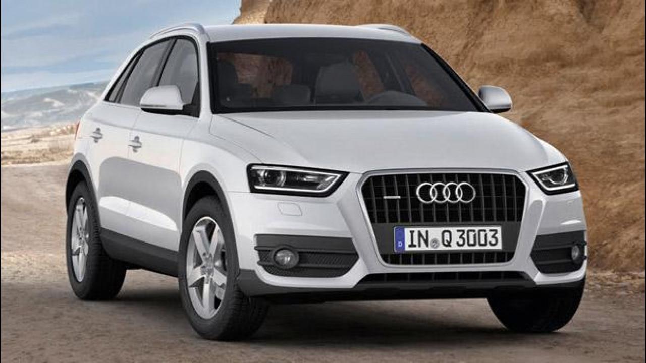 [Copertina] - Nuove Audi Q3 Business e Business Plus