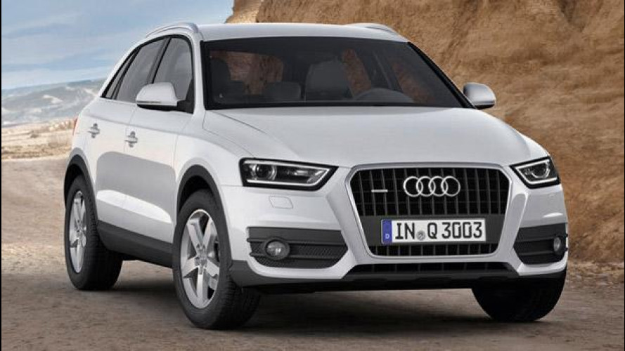 Nuove Audi Q3 Business e Business Plus