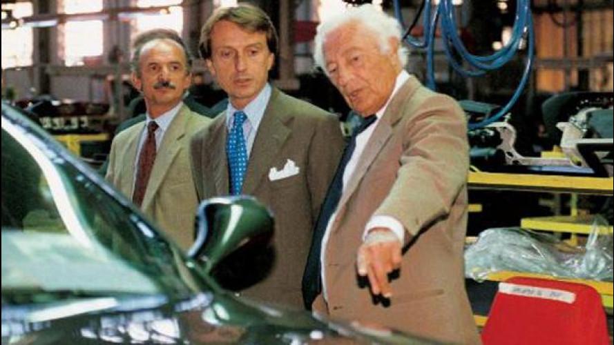 """Montezemolo: """"Gianni Agnelli mi manca ancora moltissimo"""""""