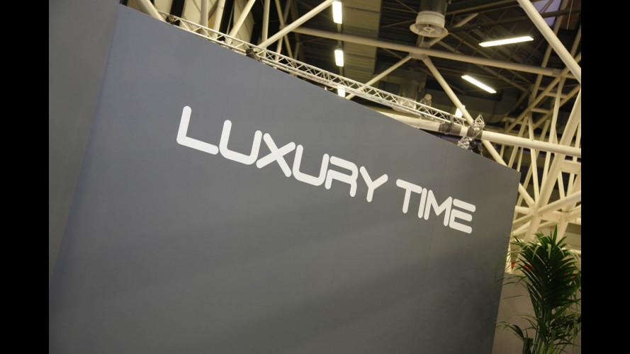 Motor Show Luxury Time, concentrato di esclusività